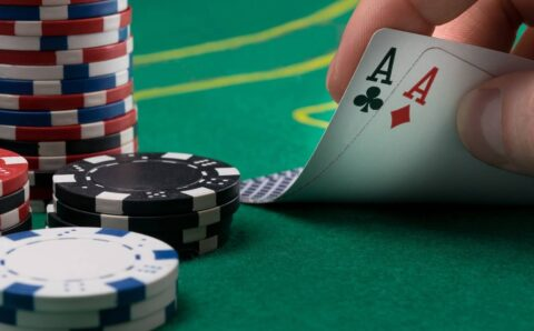 The process of gaining rich rewards from online poker